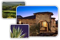 A home in Arizona